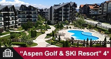 ЗИМА 2019/20 / РАЗЛОГ - Aspen Resort Ski and Golf 3*