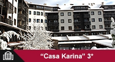 Wellness & SPA / БАНСКО - Casa Karina 3*